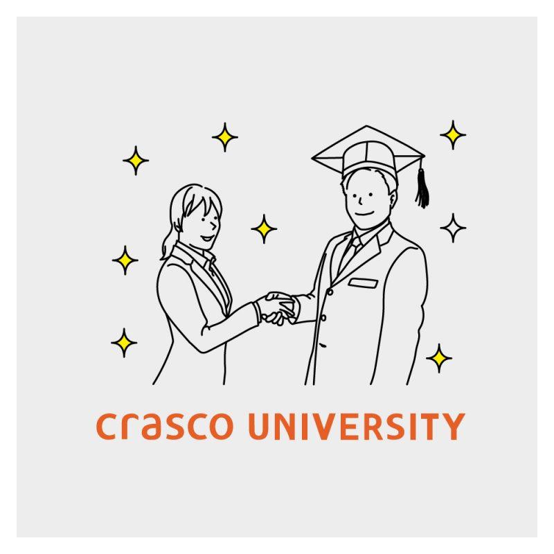 crasco UNIVERSITY